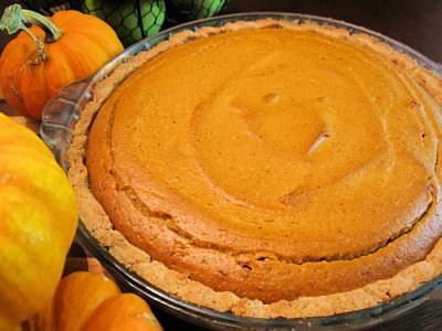 Halloween Pumpkin Pie E-Liquid