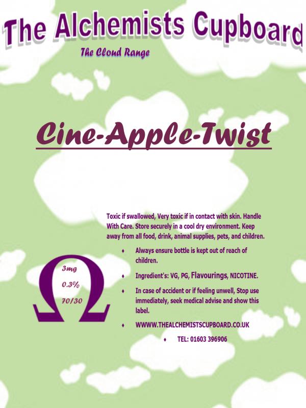 Cine Apple Twist