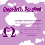 Grape-Jelly Doughnut VG