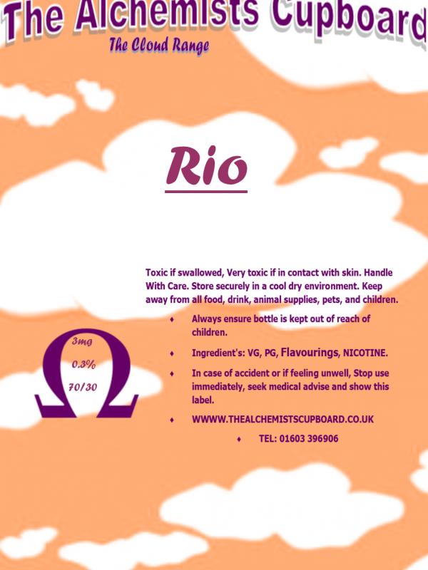 Almost Rio VG