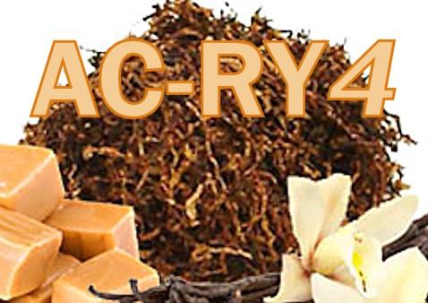 ACRY4 Tobacco flavoured e-liquid