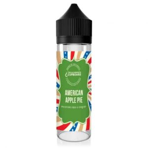 American Apple Pie Short-fill E-Liquid vape