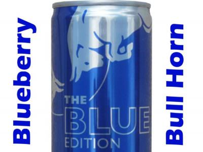 Blueberry Bullhorn E-Liquid