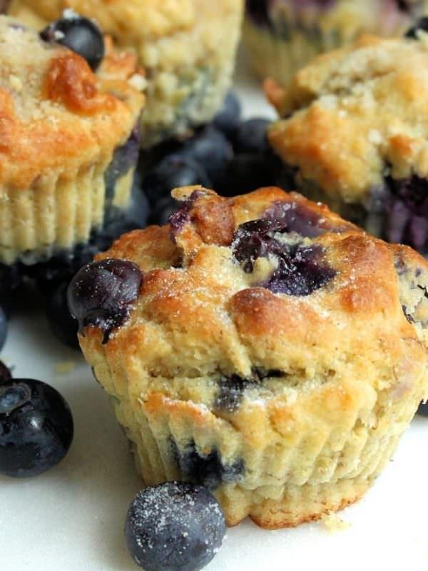 Blueberry Muffin E-Liquid