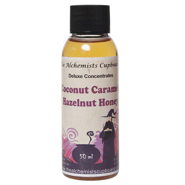 coconut-caramel