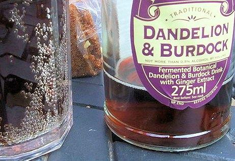 Dandelion & Burdock E-Liquid