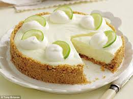 Lime Cheesecake Flavour
