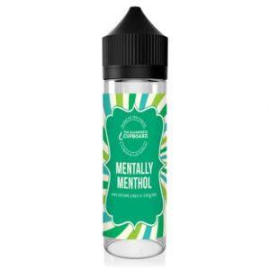 Mentally Menthol Short-fill E-Liquid (50ml)