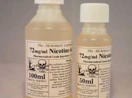 72 Mg/ml Nicotine