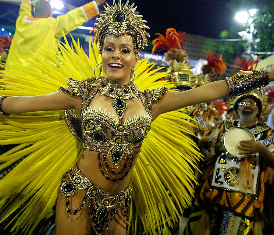 Rio Brazil Dancer