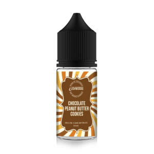 Chocolate Peanut Butter Cookies 30ml Concentrate, One-Shot, E-Liquid flavouring.