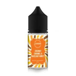 Coconut Caramel Hazelnut Honey E-Liquid Concentrate 30ml, One-Shot flavouring.