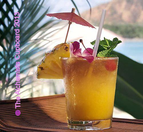 Totally Tropical E-Liquid