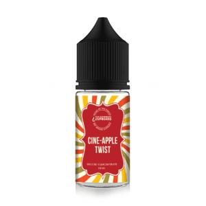 Cine-Apple Twist Concentrate 30ml, One-Shot, E-Liquid flavouring.