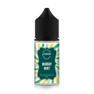 Murray Mint Concentrate 30ml One-Shot, E-Liquid flavouring.