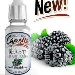 Capella Blackberry Flavour Concentrate