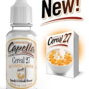 Capella Cereal 27 Flavour Concentrate