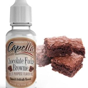 Capella Chocolate Fudge Brownie Flavour Concentrate