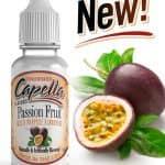 Capella Passion Fruit Flavour Concentrate