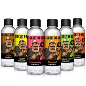 Biscuit Boss Multi-buy Concentrates.