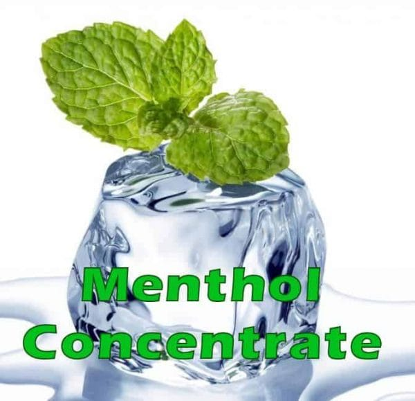 Menthol Concentrate