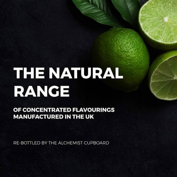 Natural Flavoured Concentrates.