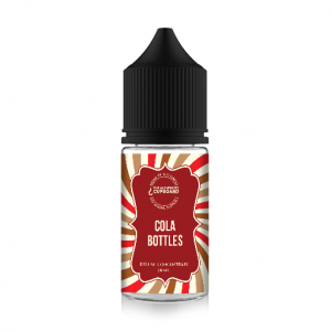 Cola Bottles Concentrate 30ml, One-Shot, E-Liquid flavouring.