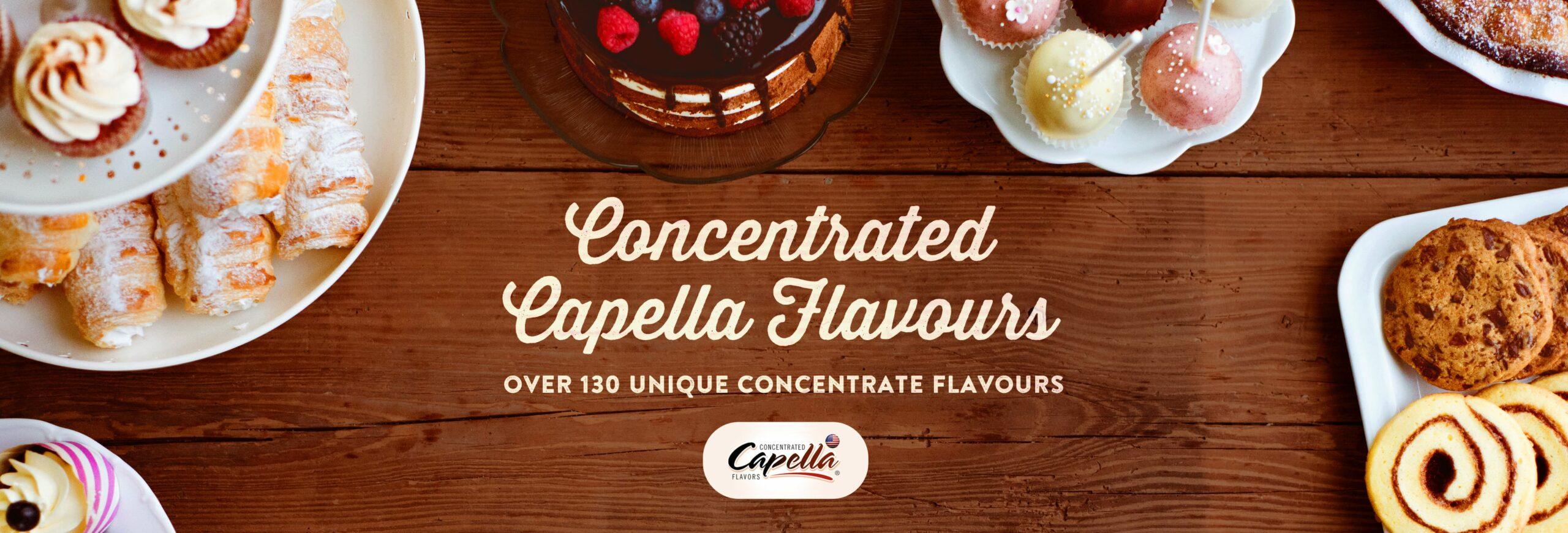 Capella E-Liquid Concentrate Flavourings - The Alchemists