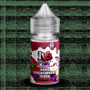 IVG Apple Blackcurrant Slush.