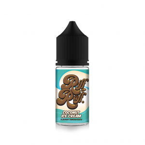 Coconut Ice Cream concentrate by riff raff.