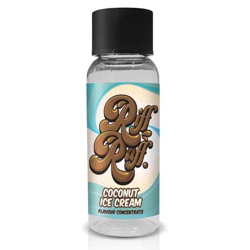 Riff Raff – Coconut Ice Cream