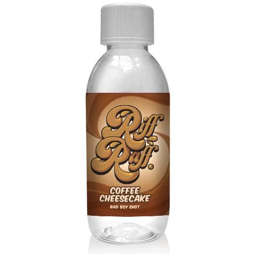 Coffee Cheesecake Bottle Shot