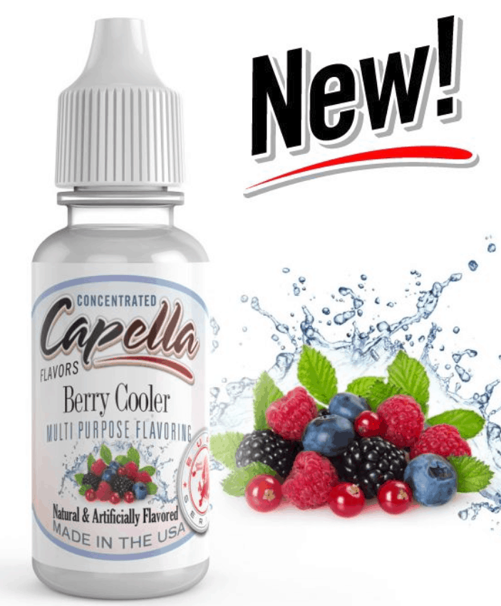 Capella Berry Cooler - Euro Series