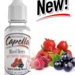 Capella Mix Berry - Euro Series