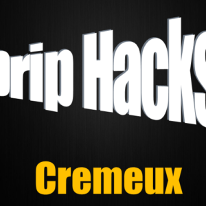 Cremeux - Drip Hacks Concentrate