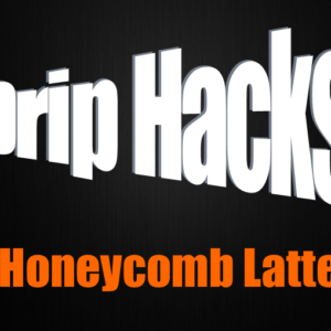 Honeycomb Latte - Drip Hacks Concentrate