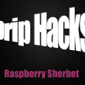 Raspberry Sherbet - Drip Hacks Concentrate