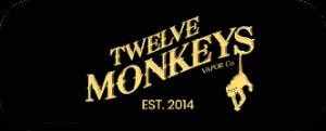Twelve Monkeys Nicotine Salts